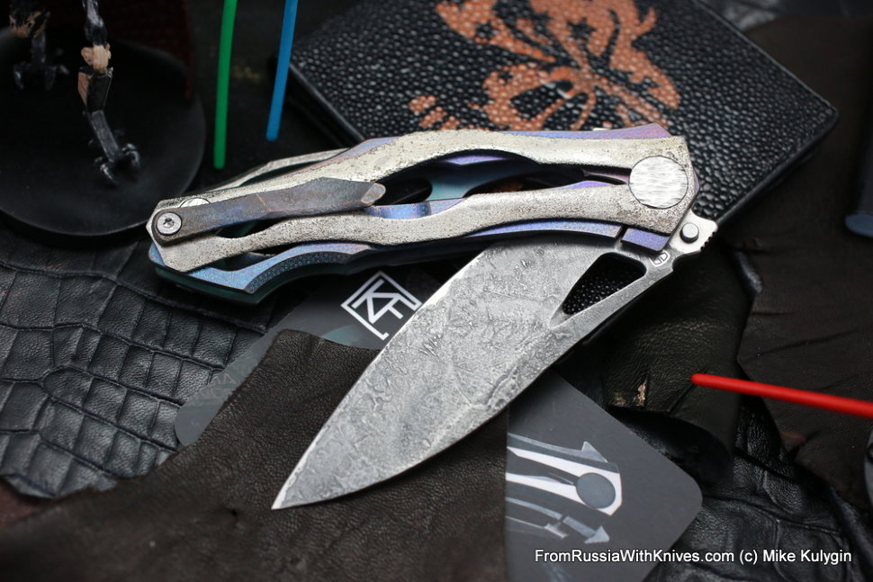 One-off CKF DCPT-3 customized - BS -