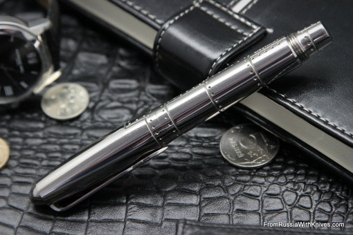 "Ball pen ""Ace"" (polished) by Dmitry Streltsov"