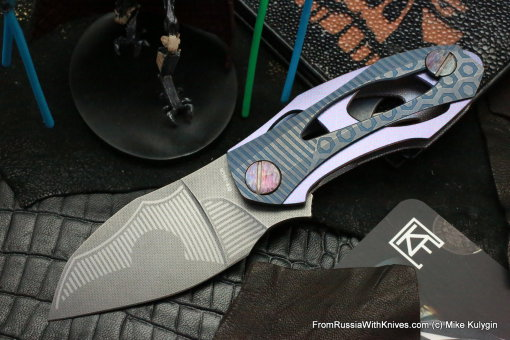 One-off customized CKF DCPT-4 -BUGAGA-