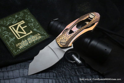 One-off customized CKF DCPT-4 -GLD-
