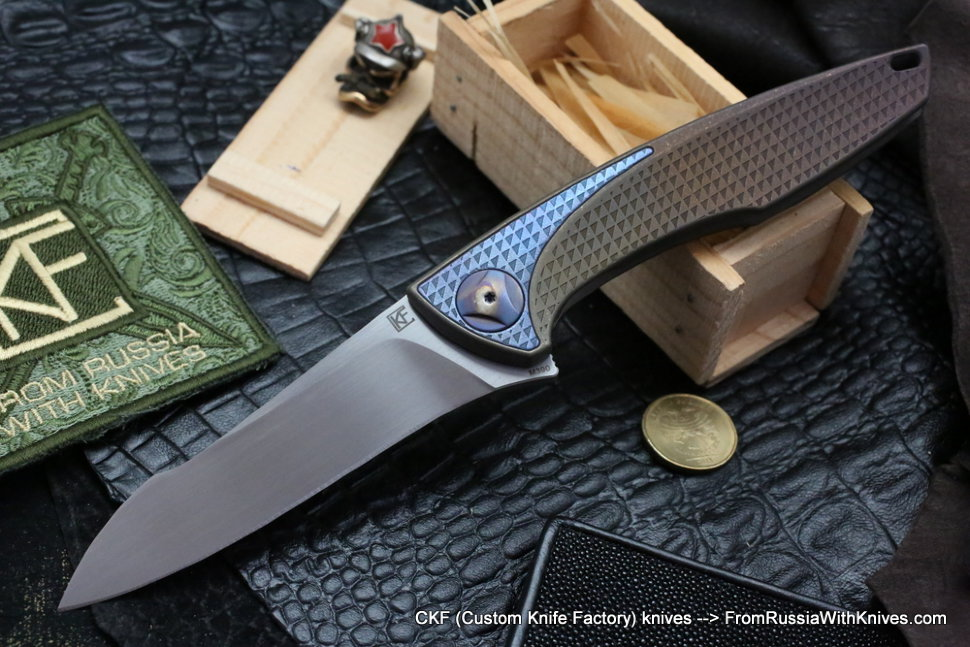 Customized Tegral knife -CELL-