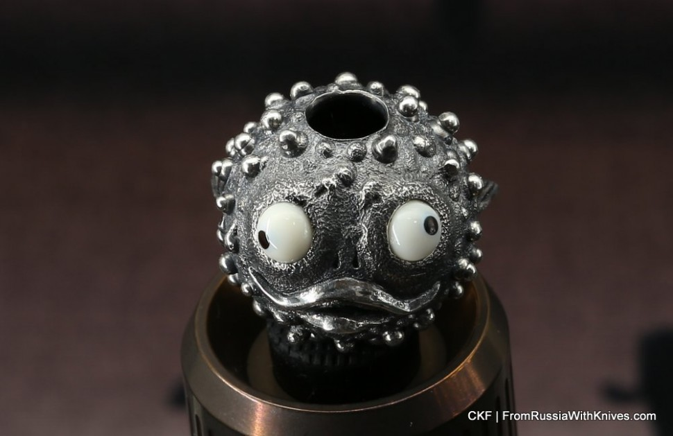 Bead Fugu fish