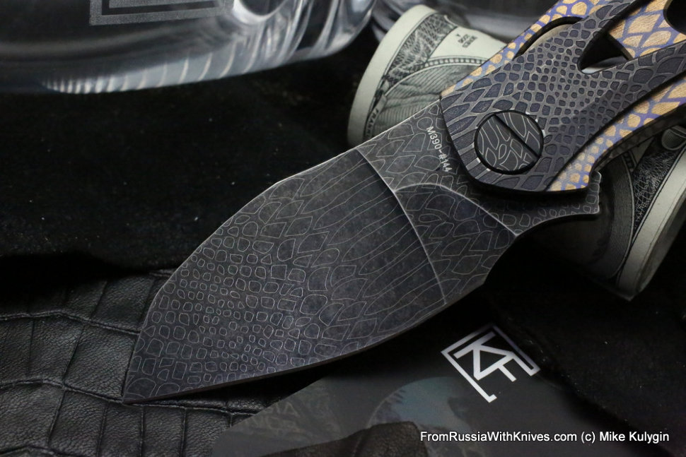 One-off customized CKF DCPT-4 -ASPID-