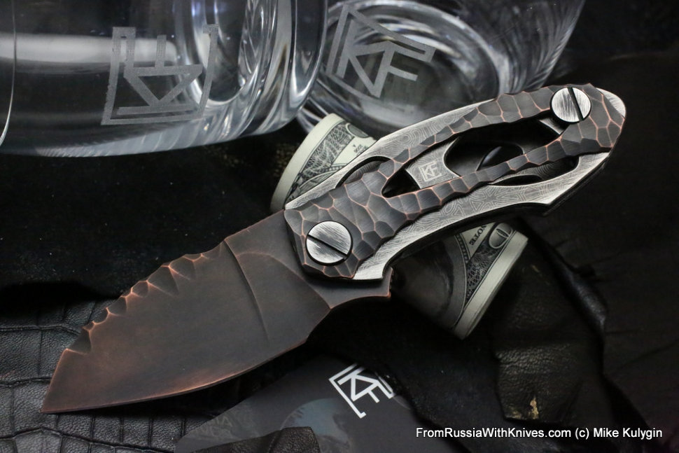 One-off customized CKF DCPT-4 -CHPOK-