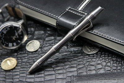 "Ball pen ""Seito"" (polished) by Dmitry Streltsov"