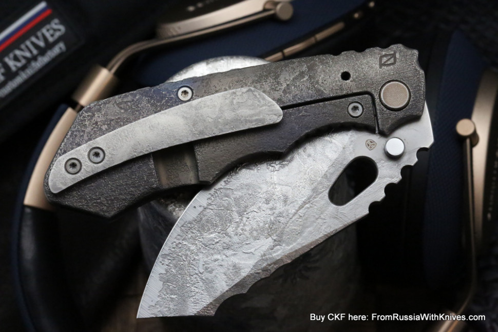 One-off CKF/Rotten.Design Evolution -Time-