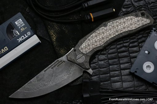 One-off Morrf 5 Knife -OLD-