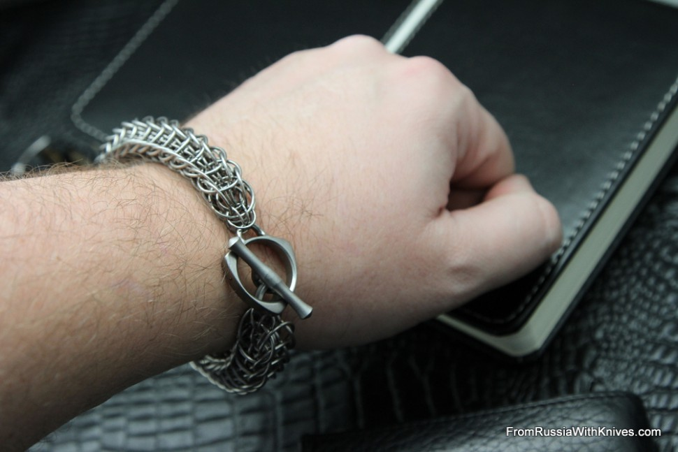 Shaman collection - Titanium bracelet #1
