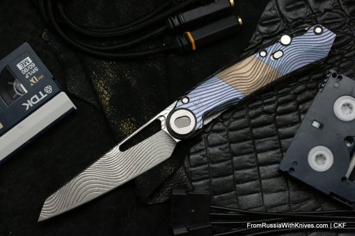 One-off CKF/Snecx TERRA -Wave-
