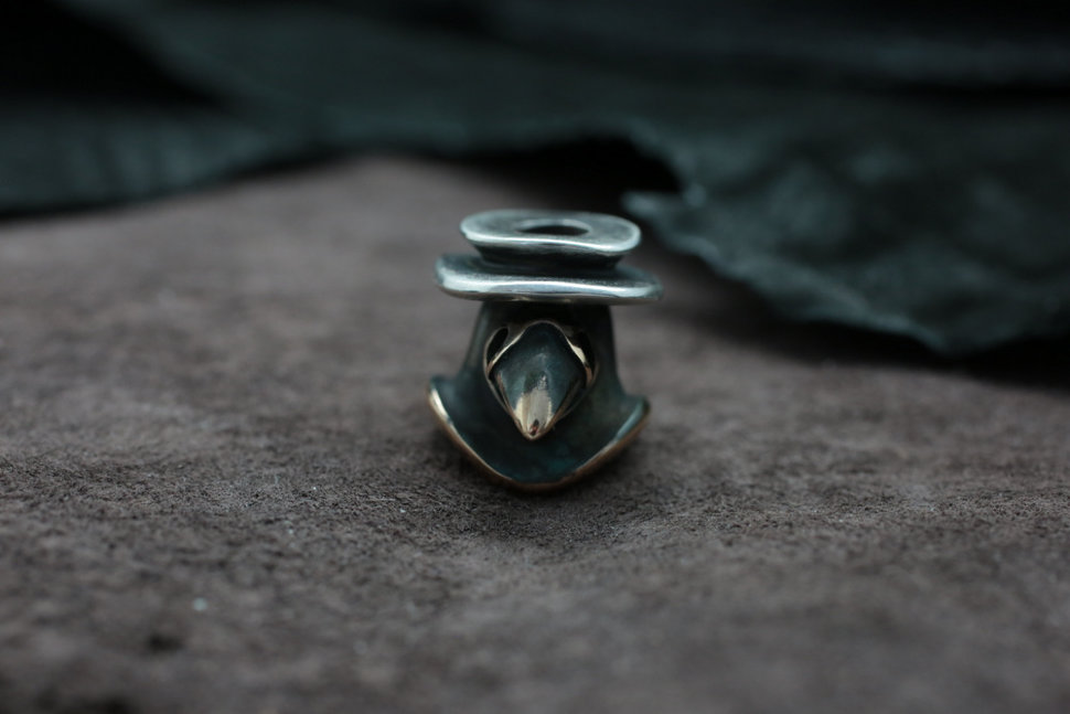 Plague Doctor Bead