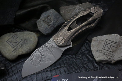 One-off custom CKF DCPT-4 -Dragonspine-