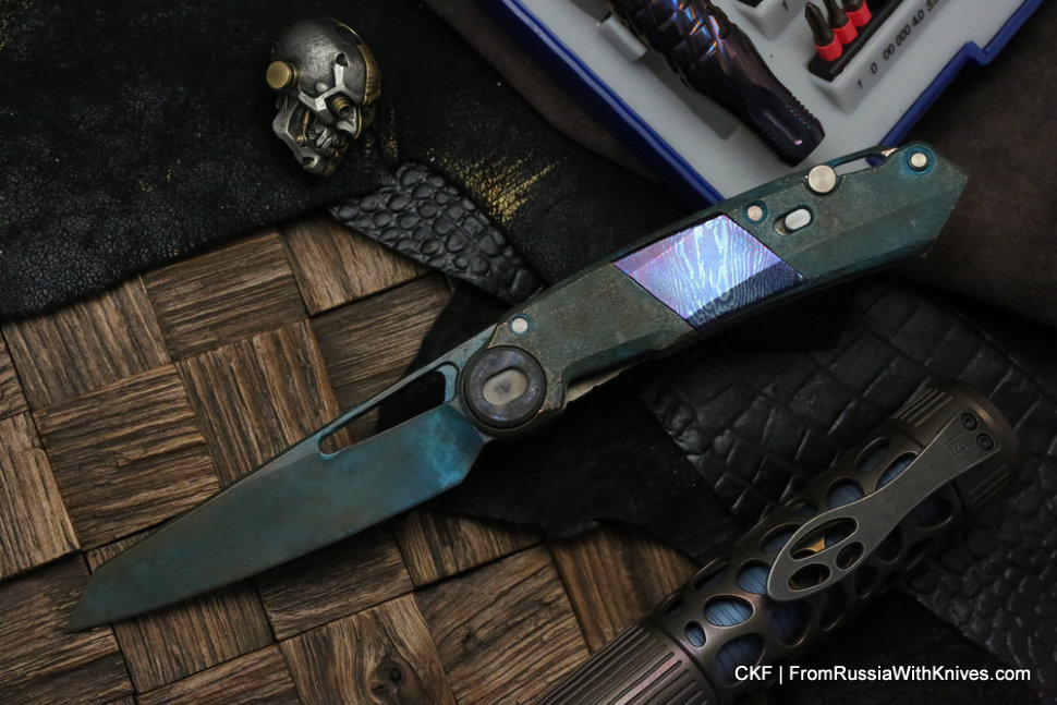 One-off CKF/Snecx TERRA -EXODUS-