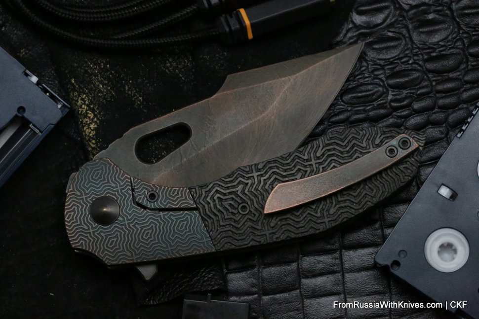 One-off CKF/Matthew Christensen Spectra -EBL-
