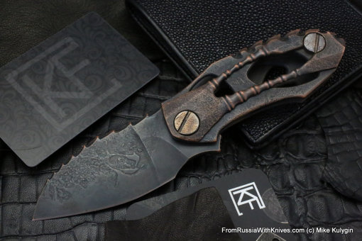 One-off customized CKF DCPT-4 -Dragonspine-