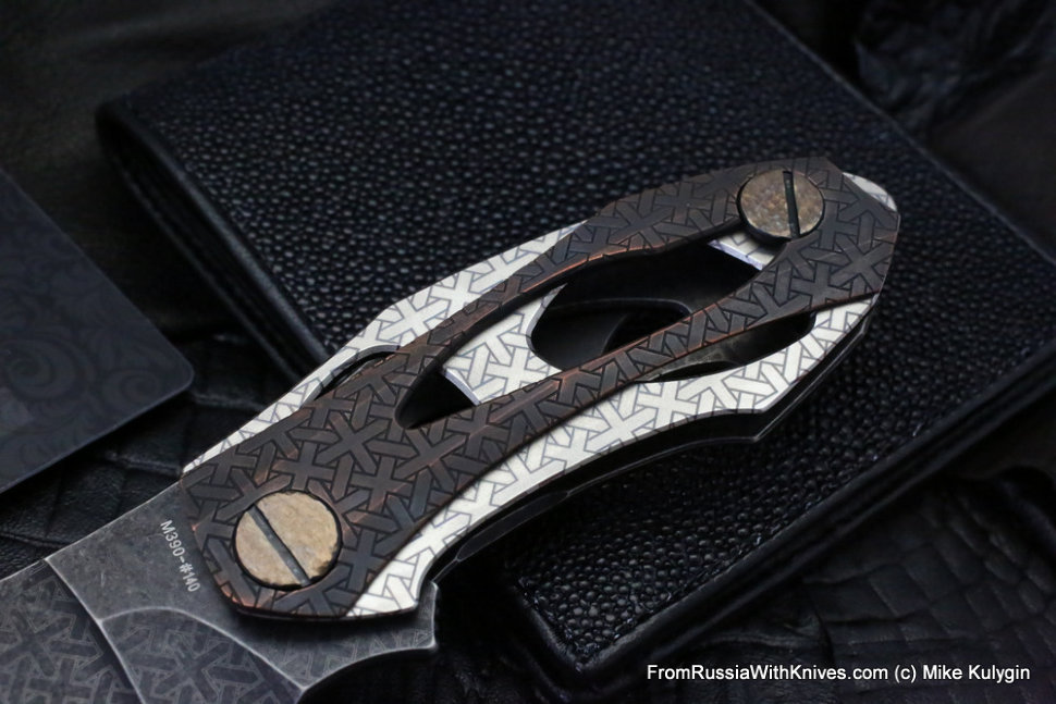 One-off customized CKF DCPT-4 -CONTR-