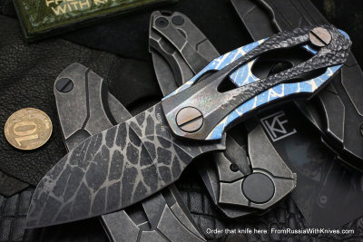 One-off customized CKF DCPT-4 -PALEVO-