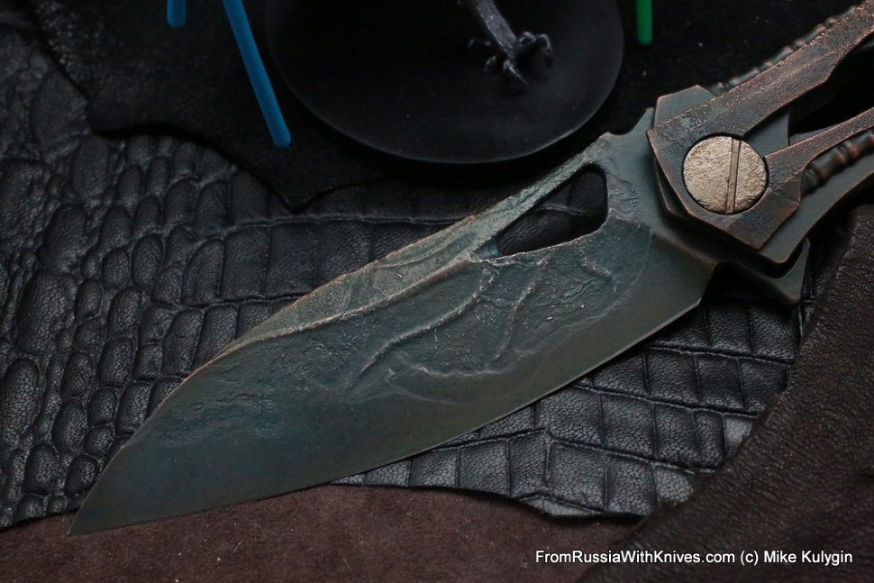 One-off CKF DCPT-3 customized - Dragonspine -