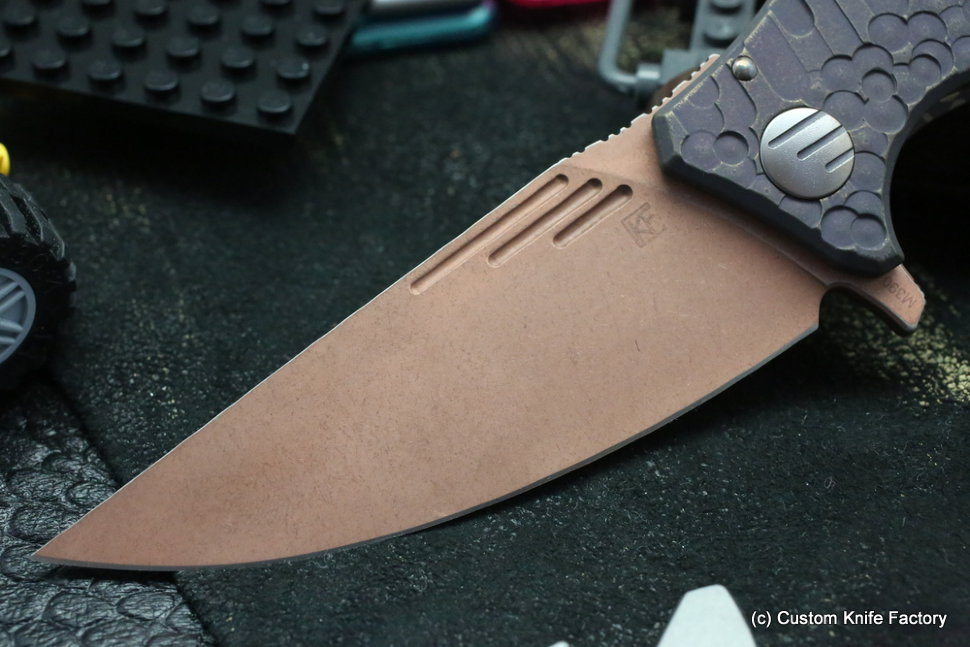 Customized Morrf Knife #3