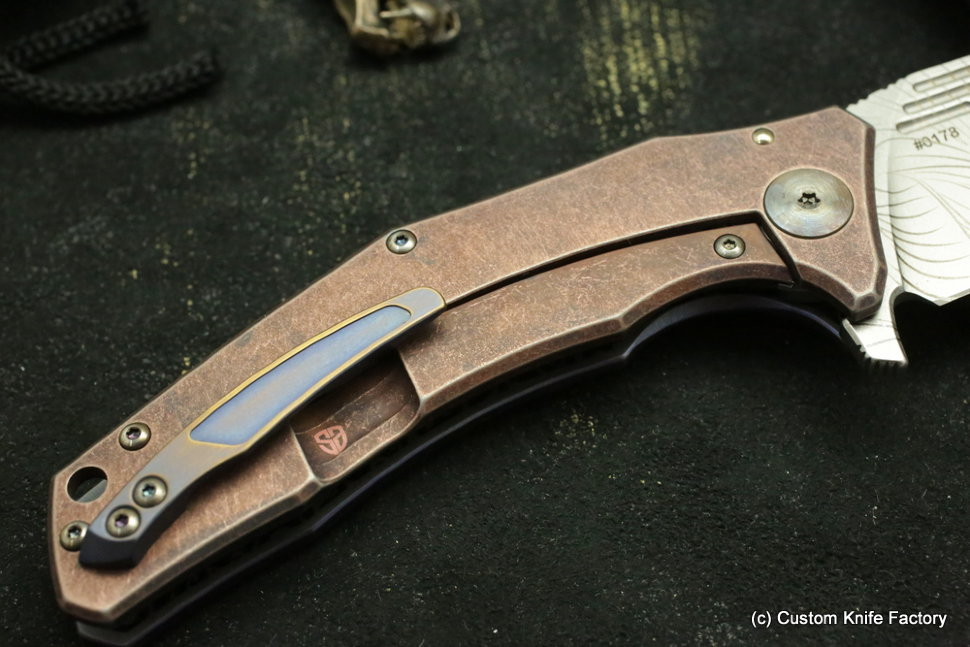 Customized Morrf Knife -East-1-