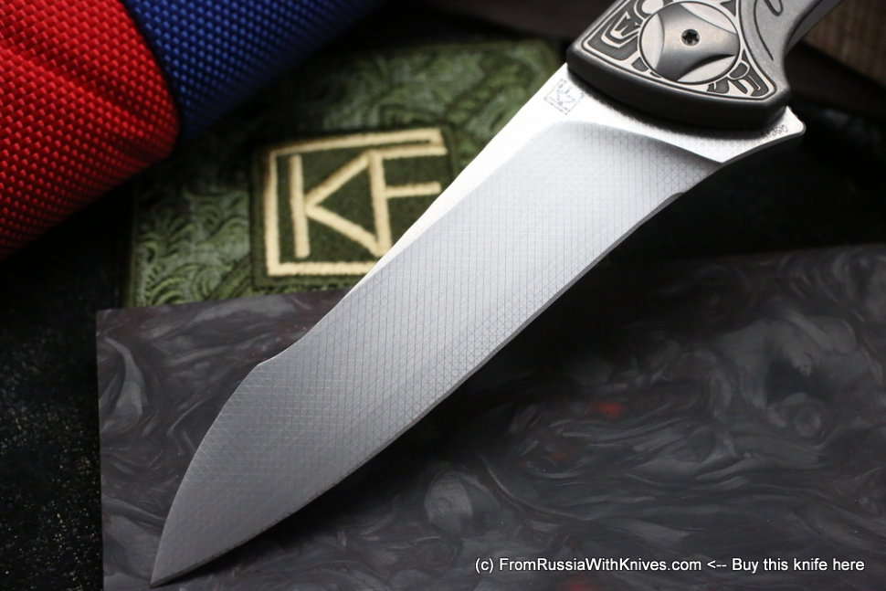 Customized Tegral knife -GRCELL-