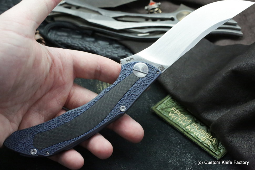 CKF Sablya customized -East Blue-
