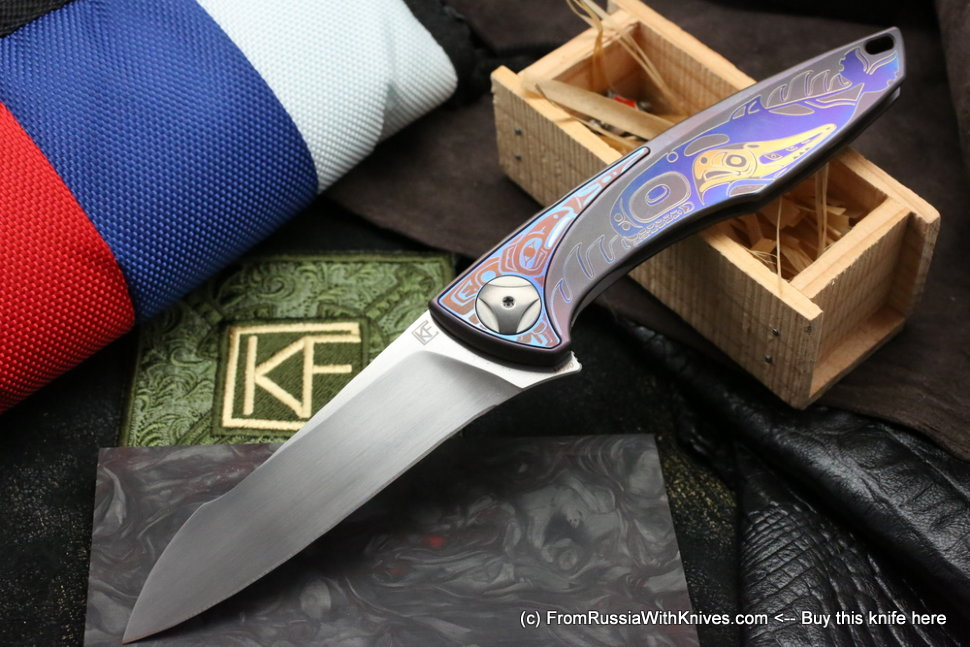 Customized Tegral knife -CLRCELL-