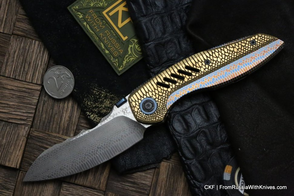 One-off CKF Ossom -CHESH-