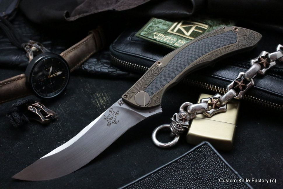 CKF Sablya customized -Turtle-