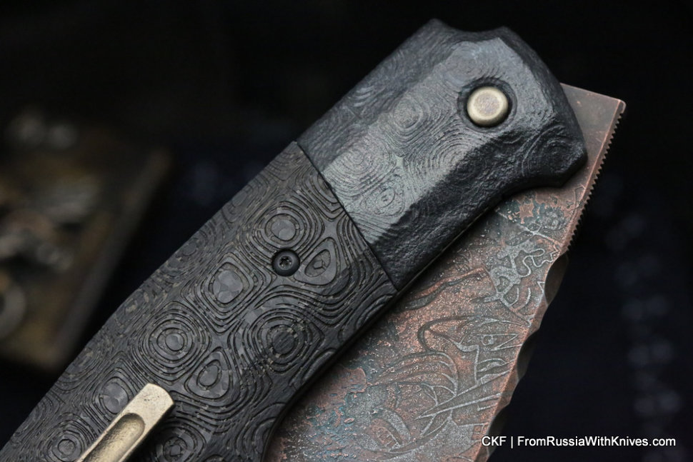 ONE-OFF CKF/Philippe Jourget FIF23 DAM