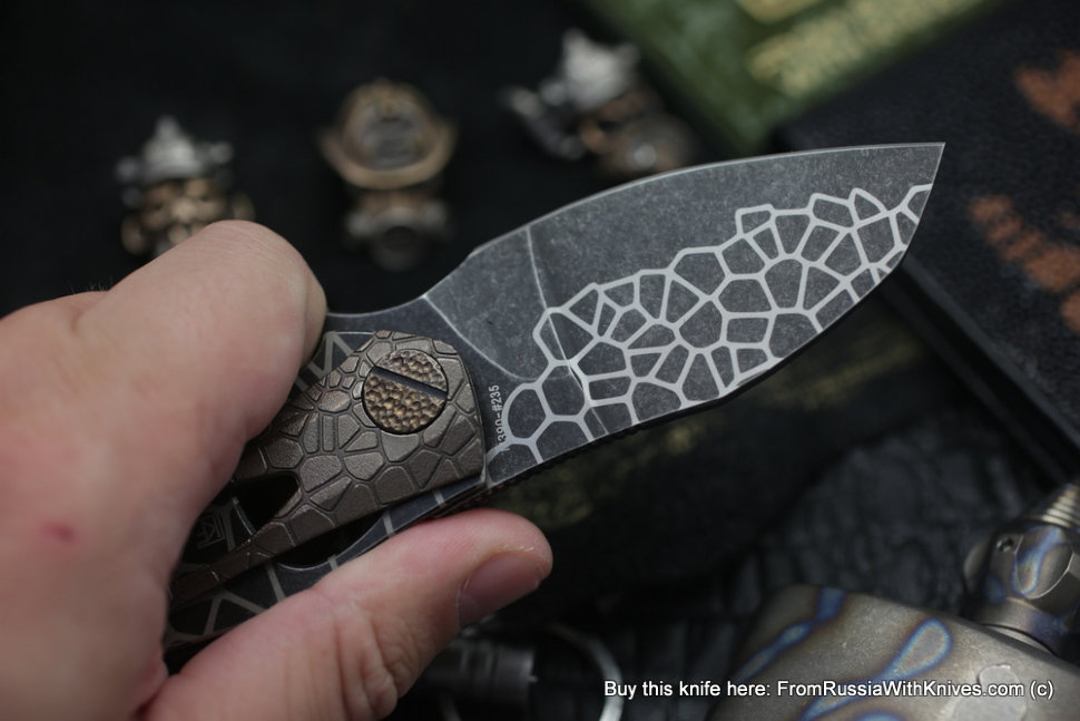 One-off customized CKF DCPT-4 -KOZH-