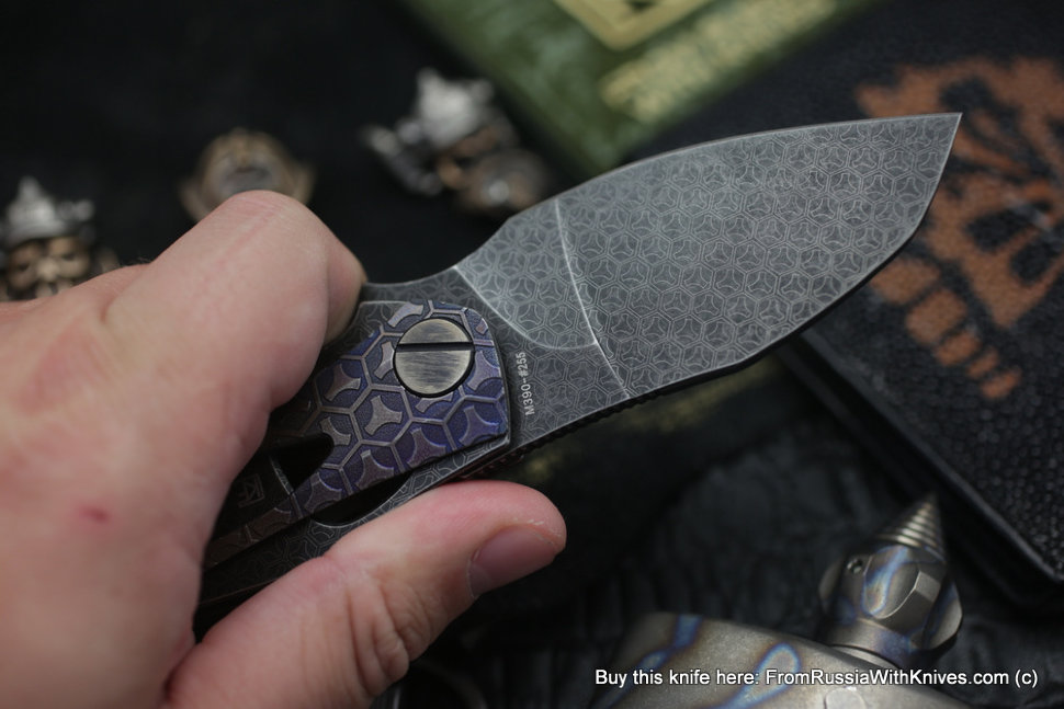 One-off customized CKF DCPT-4 -PROP-