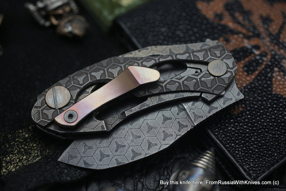One-off customized CKF DCPT-4 -FPROP-