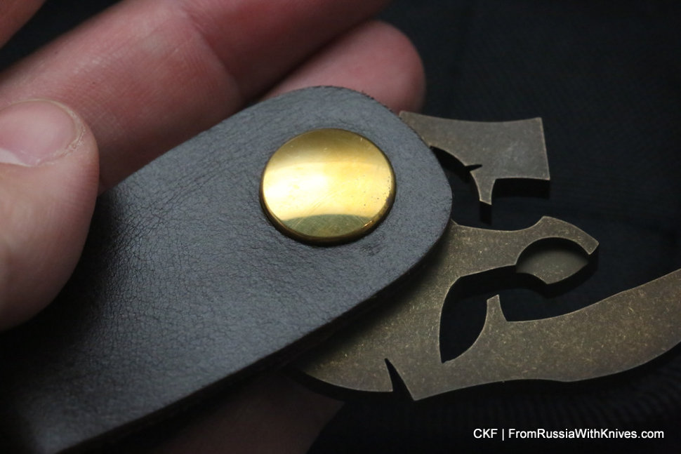 Spartan bottle opener (Anton Konygin)