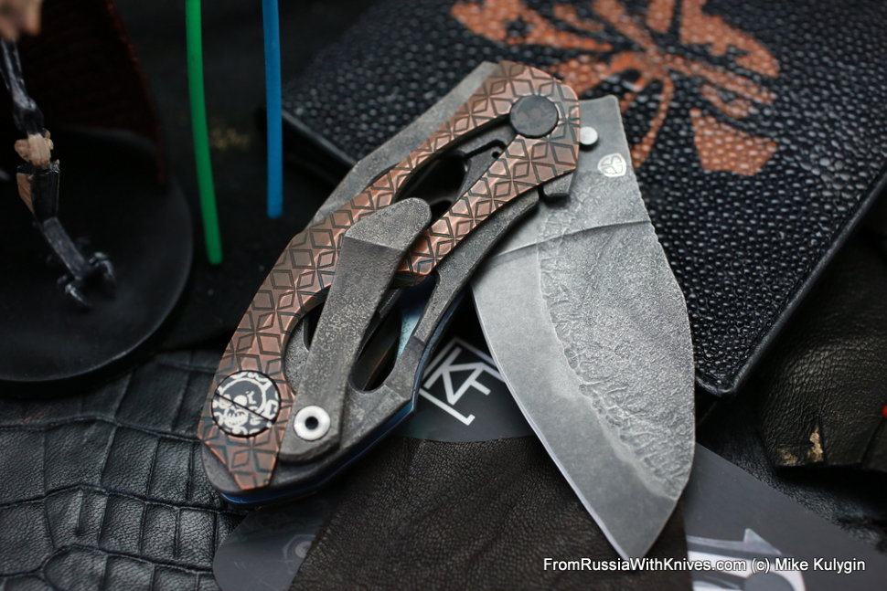 One-off customized CKF DCPT-4 - ZV -