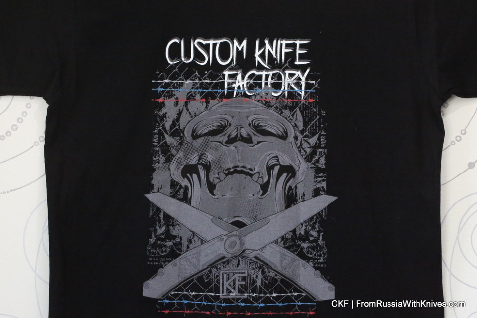 CKF Men's T-shirt -SNE- (M-size)