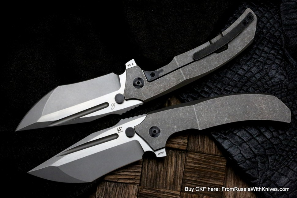 CKF / Rassenti Satori 2.0刀-现在! -仅限于美国地址